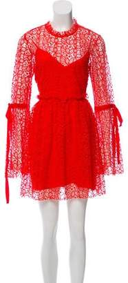 511a478d102 Pre-Owned at TheRealReal · Alice McCall Lace Mini Dress