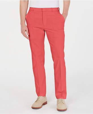 Tommy Hilfiger Men Modern-Fit Th Flex Stretch Comfort Solid Dress Pants