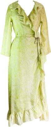 Bea Yuk Mui KRAIT London - Lime Dress
