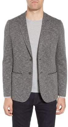Ted Baker Slim Fit Textured Jersey Sport Coat