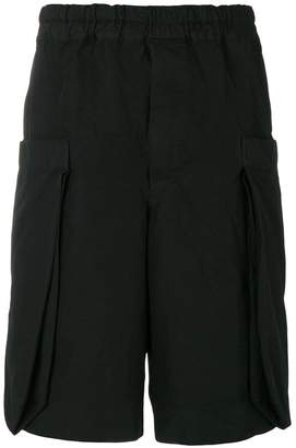 Comme des Garcons oversize pocket shorts