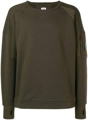 C.P. Company sleeve pocket pullover