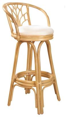 "Beachcrest Home Jamison 30"" Swivel Bar Stool"