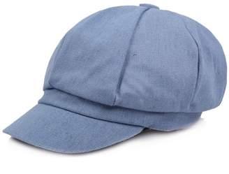0c98c7d3ef9 at Amazon Canada · King Star Womens Visor Beret Newsboy Hat Washed Denim  Cabbie Cap