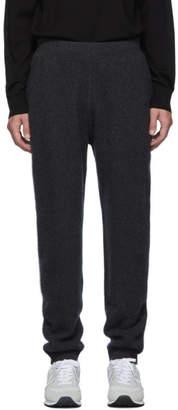Ermenegildo Zegna Grey Cashmere Lounge Pants