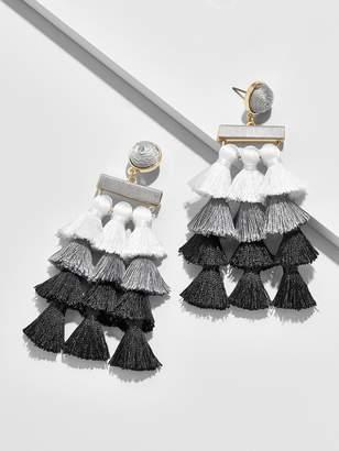 BaubleBar Sabriya Tassel Earrings