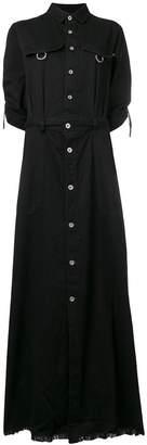 Diesel long denim dress