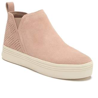 Dolce Vita Tasha Perforated Mid-Top Sneaker