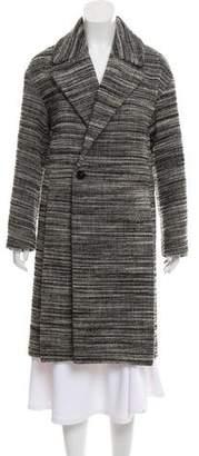 Proenza Schouler Boucle Wool Coat