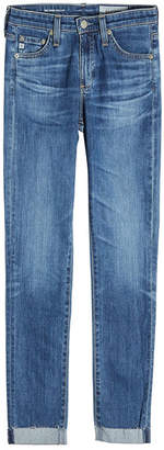 AG Jeans Prima Roll Up Skinny Jeans