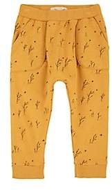 "Red Caribou Infants' ""Winter Storm"" Cotton Pants - Yellow"