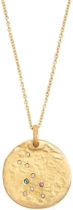 ORIT ELHANATI The String diamond & yellow-gold necklace