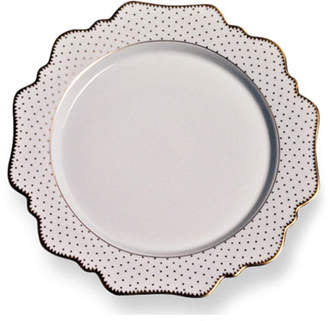 Anna Weatherley Simply Anna Antique Polka Dinner Plate