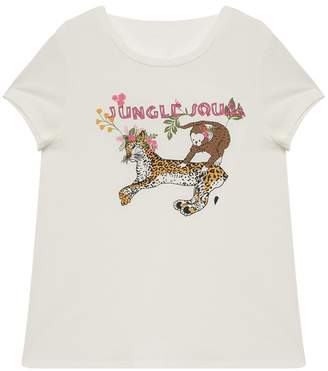 Juicy Couture Jungle Squad Graphic Tee for Girls