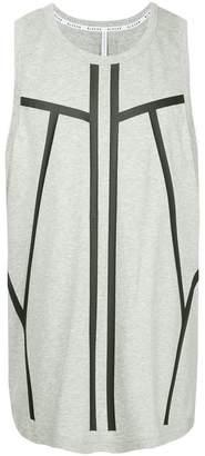 Blackbarrett sleeveless T-shirt