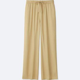 Uniqlo Women's Drape Wide Pants