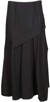 Sportmax Pleated Skirt