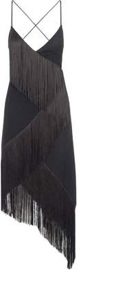 Givenchy Long Dress Fringe