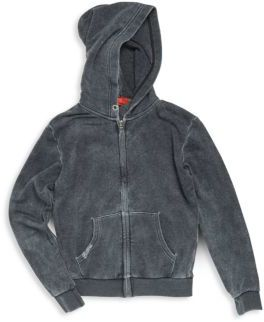 Kid's Logo Graphic Hoodie $68 thestylecure.com