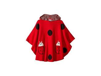 Stella McCartney Bianca Ladybug Hooded Cape (Little Kids/Big Kids)