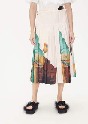 Simone Rocha Pleated Skirt