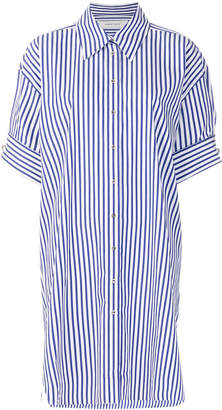 Marques Almeida Marques'almeida striped shirt dress
