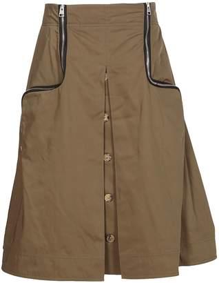 J.W.Anderson Two Way Zipper Skirt
