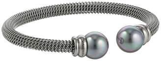 Majorica Steel Bangle Bracelet Bracelet