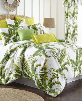 Tropic Bay Duvet Cover Set Super King Bedding