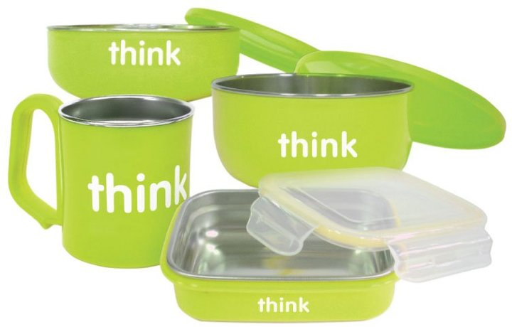 Thinkbaby The Complete Feeding Set - Orange