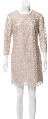 Cynthia Steffe Lace Mini Dress