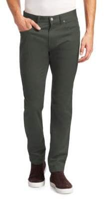 Saks Fifth Avenue COLLECTION Straight Trousers