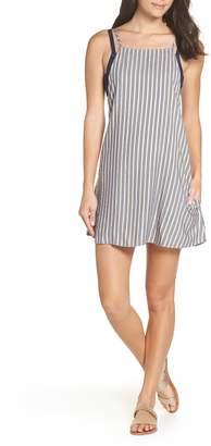 Onia Sasha Cover-Up Minidress