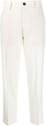 Pt01 Gio straight-leg trousers