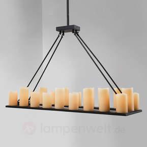 Hängeleuchte Candle Light 20-fl.