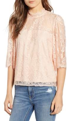 Heartloom Naomi Lace Top