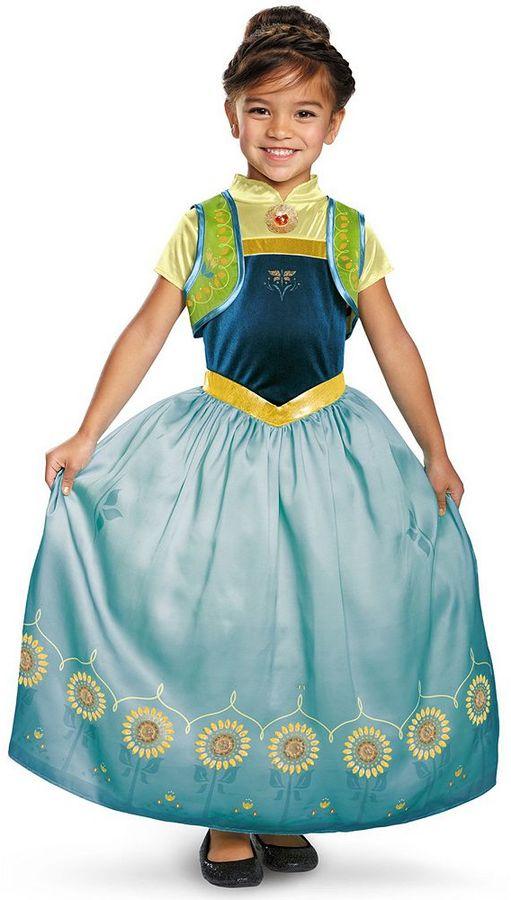 DisneyDisney's Frozen Fever Anna Costume - Kids