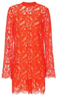 Stella McCartney Cayla lace cotton-blend dress