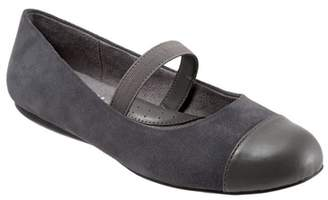 SoftWalk Napa Mary Jane Flat (Women)