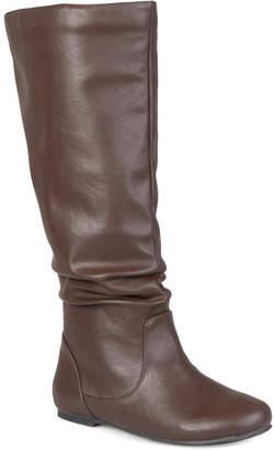 Journee Collection Women Wide Calf Jayne Boot Women Shoes