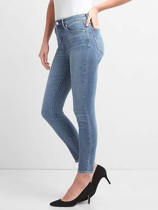 Gap Washwell Super High Rise Curvy True Skinny Jeans