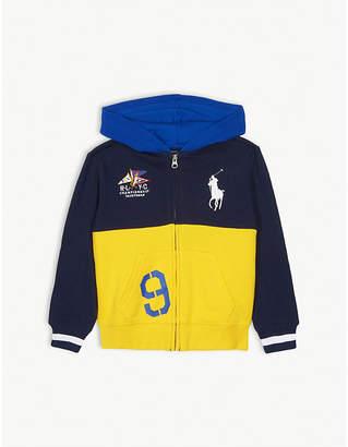 Ralph Lauren Yacht club cotton hoody 2-14 years