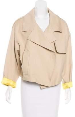 Barbara Bui Collar Long Sleeve Jacket