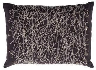 Kelly Wearstler Zephyr Striscia Throw Pillow