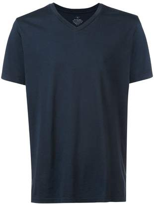 SAVE KHAKI UNITED V-neck short sleeve T-shirt