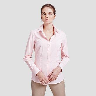 Sasha Stripe Shirt $165 thestylecure.com