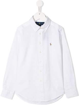 Ralph Lauren Kids classic shirt