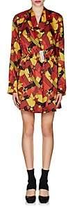 Palm Angels Women's Star-Print Minidress - Red