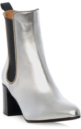 Acne Free metal boots