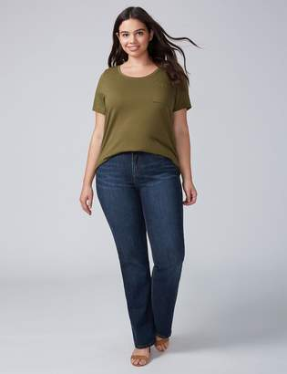 Lane Bryant Boot Jean with T3 Tighter Tummy Technology